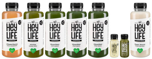 Saftkur Green Cleanse HEYLIFE
