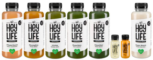 Intense Juice Cleanse HEYLIFE